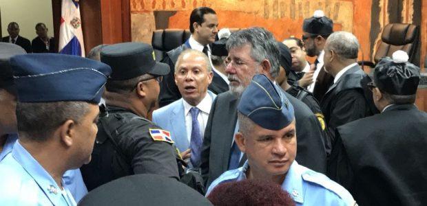 SANTO DOMINGO.- El juez de instrucción Francisco Ortega Polanco varió […]