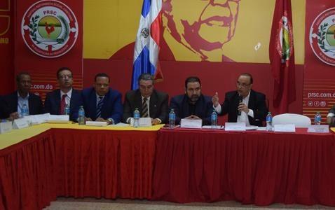Santo Domingo El Directorio Presidencial del Partido Reformista Social Cristiano […]