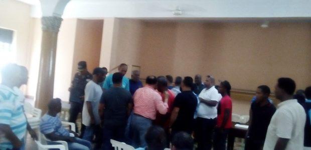Santo Domingo. Este domingo en el Centro de Detallistas de […]