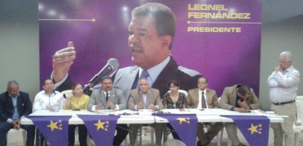 Santo Domingo-El Frente de Abogados con Leonel realizo una importante […]
