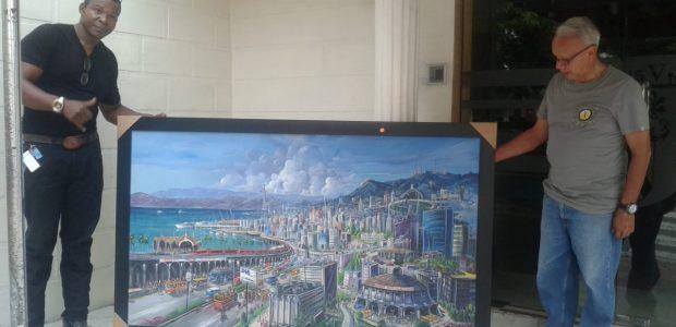 Santo Domingo.-Vilaire Charlot, es un artista urbanista que mezcla lo […]