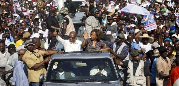 El Partido Lavalas de Haití, y su líder el ex […]