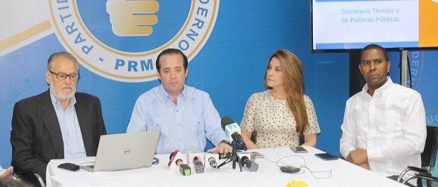 SANTO DOMINGO.- El Partido Revolucionario Moderno (PRM) planteó este martes […]