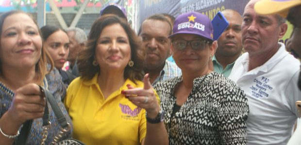 Spread the love En un concurrido acto que se realizó en apoyo a la candidatura de Junior Santos para alcalde del Municipio de Los Alcarrizos, Pantoja y sectores aledaños, por […]