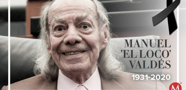 Spread the love El mundo del entretenimiento, la televisión y la comedia de México lamentó la muerte este viernes del actor y comediante Manuel «El Loco» Valdés, quien perdió la […]