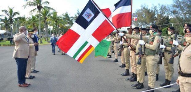 """Spread the love Por Lic. Felix Matos PEDRO BRAND.-El Ejército de República Dominicana (ERD) en una emotiva ceremonia, realizó un homenaje de reconocimiento por la """"honorable trayectoria de años en […]"""