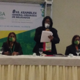 Entrevista a Rafaela Figuereo Presidenta de la Cooperativa COOPASA, durante su 8va. Asamblea General Ordinaria.