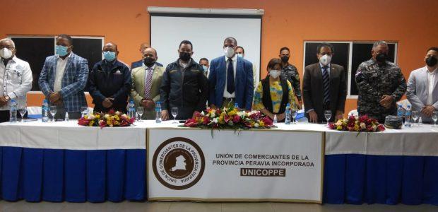 Juramentación del Patronato de Apoyo de la Policía en Bani , con la presencia del Director General de la Policía Nacional, mayor General Eduardo Then, José Payano , el presidente […]