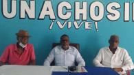 Gelmis Félix presidente de la Unión Nacional de Choferes Sindicalizados Independientes UNACHOSIN, dice que el gobierno no puede pensar en una reforma fiscal, que para eso primero se deben de […]